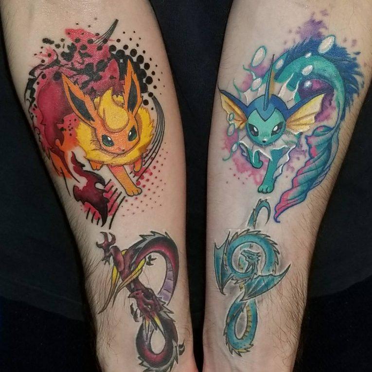 Anime Tattoo 58