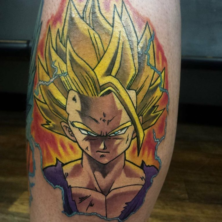 Anime Tattoo 63