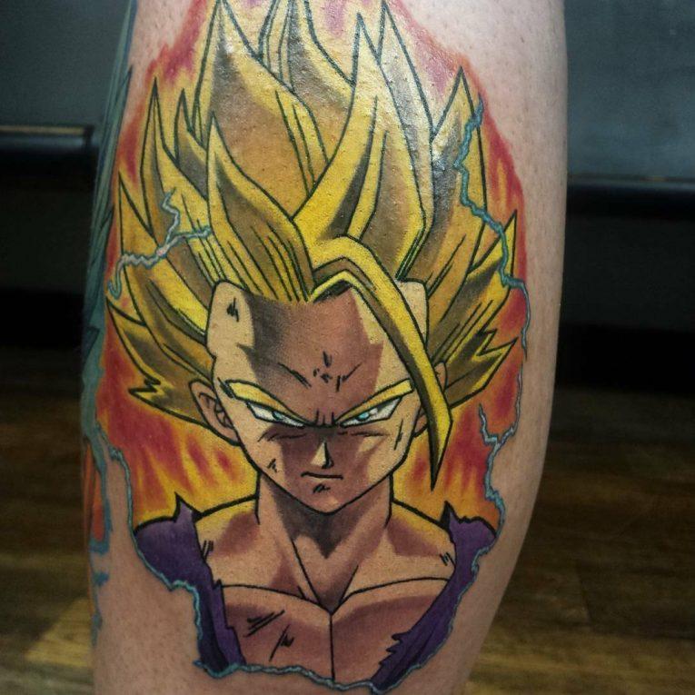 Anime Tattoo 63