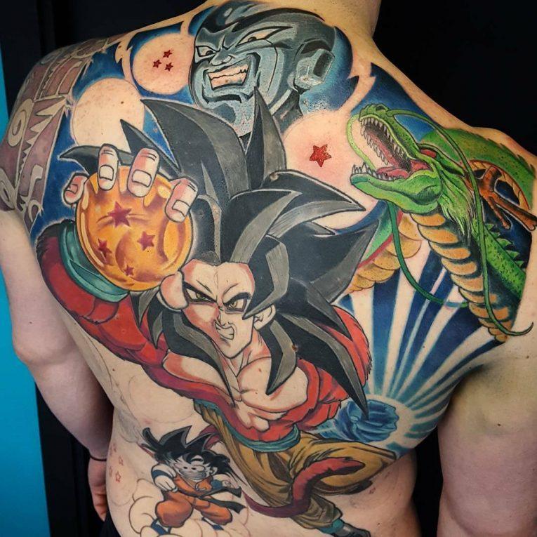 Anime Tattoo 65