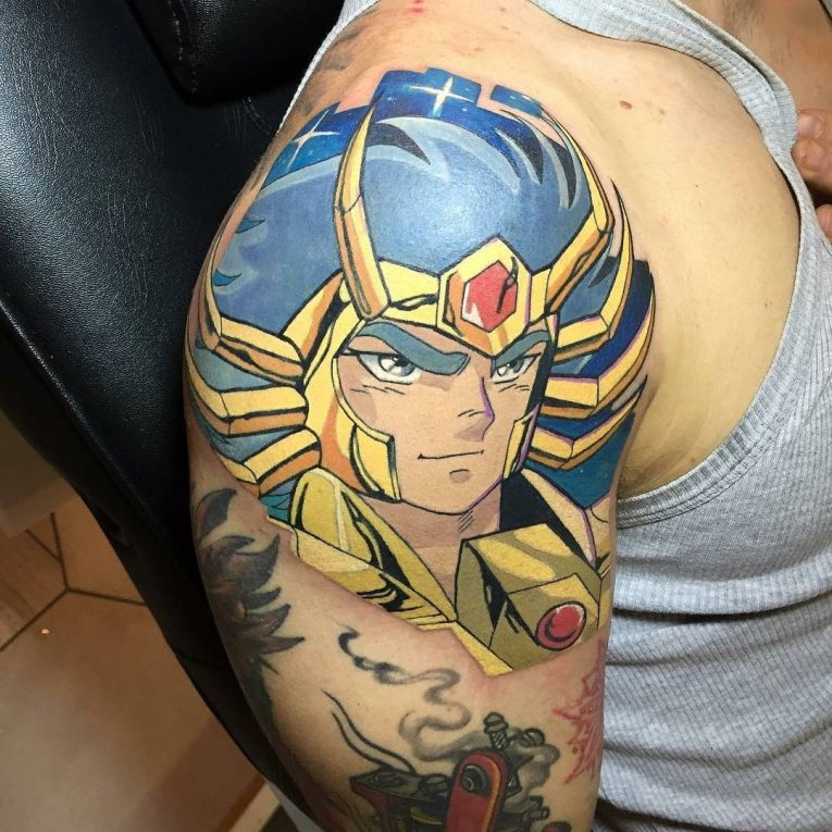 Anime Tattoo 67