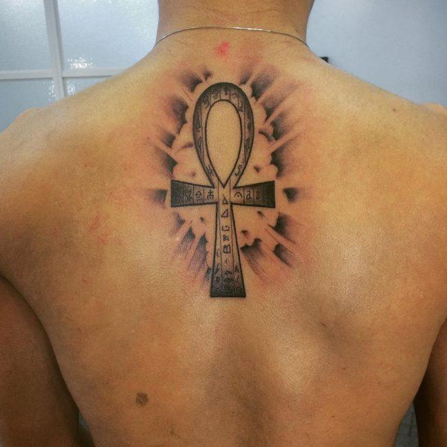 Ankh Tattoo 56