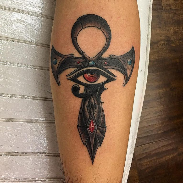 Ankh Tattoo 66