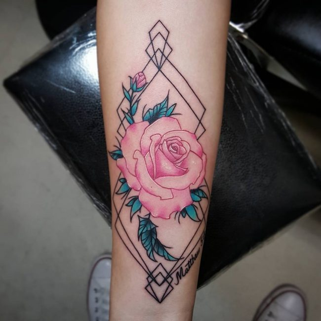 Arm Tattoo 114