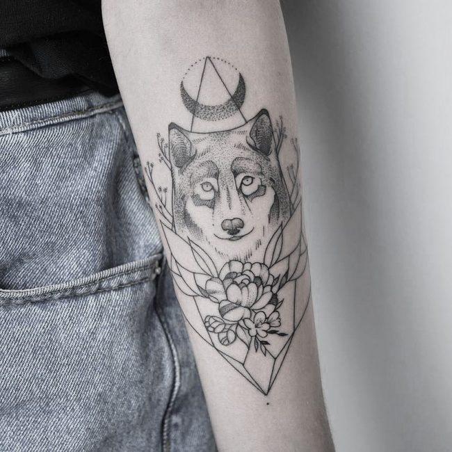 Arm Tattoo 115