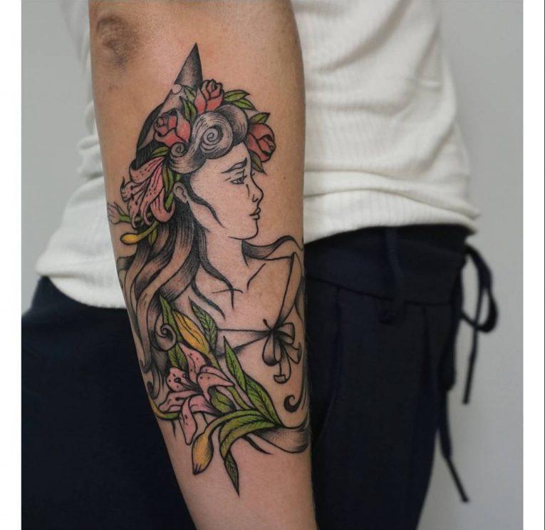 Arm Tattoo 127