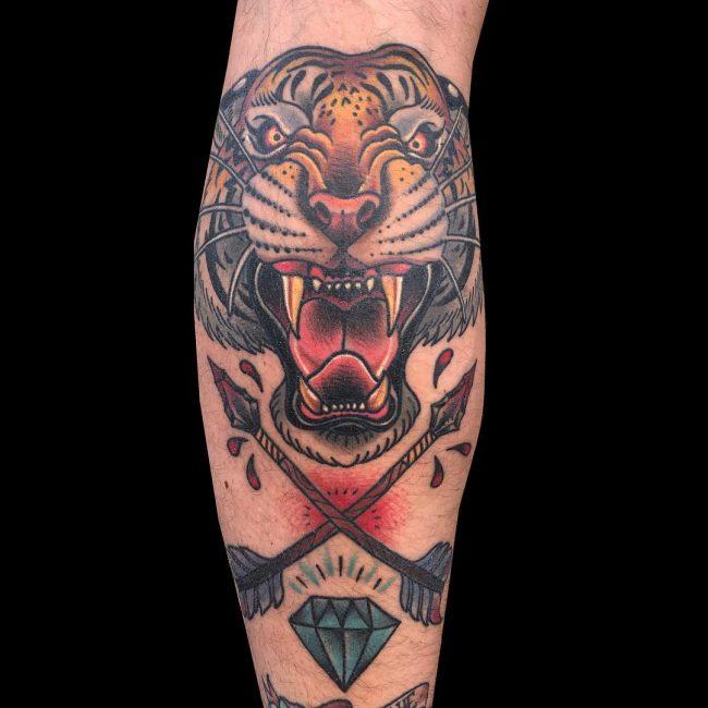 Arrow Tattoo 61