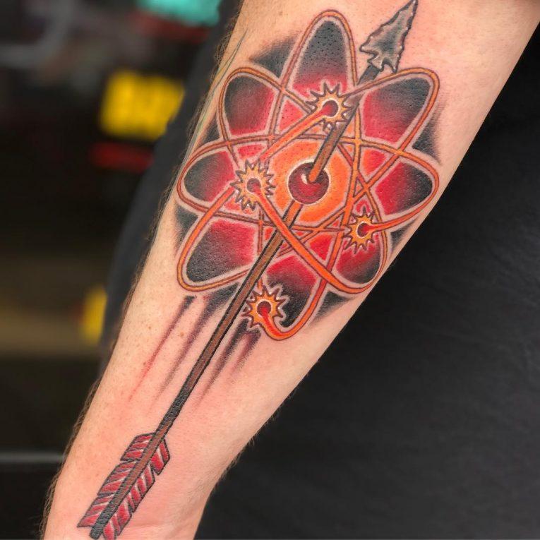 Arrow Tattoo 70