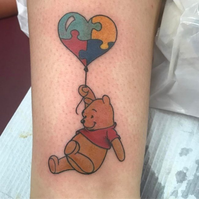 Autism Tattoo 42