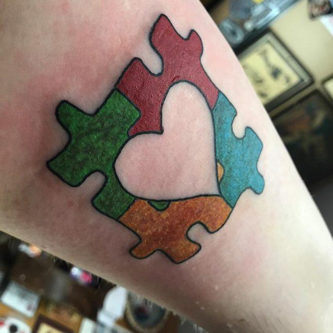 Autism Tattoo 47