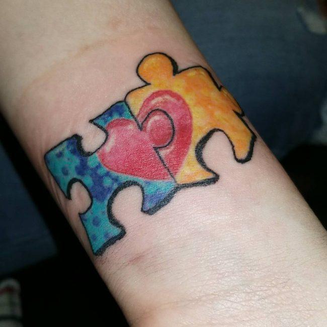 Autism Tattoo 48