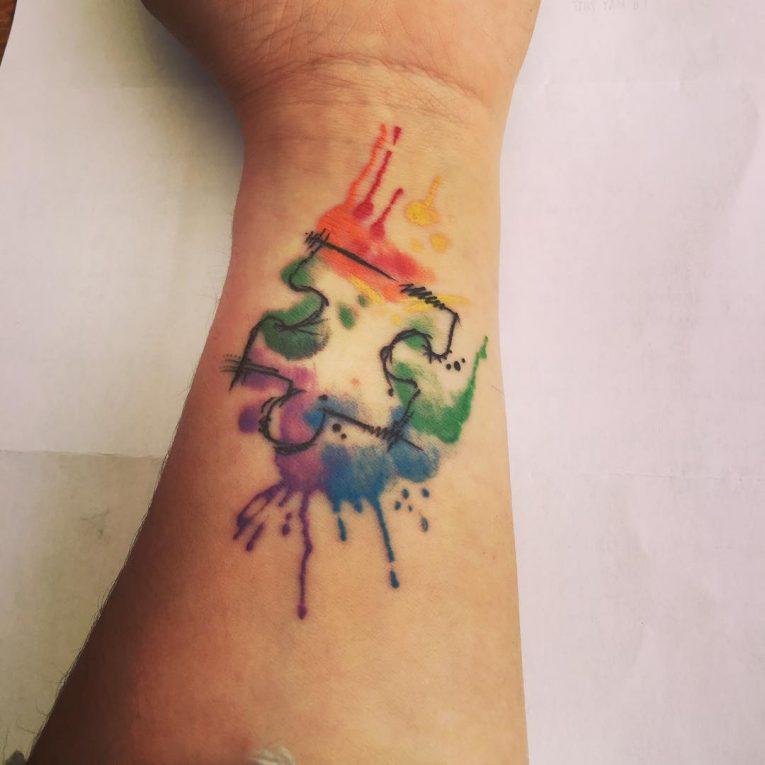 Autism Tattoo 51