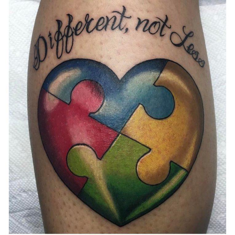 Autism Tattoo 54