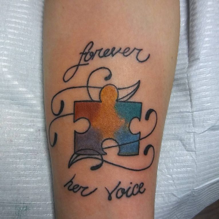 Autism Tattoo 57