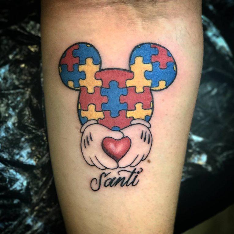 Autism Tattoo 58