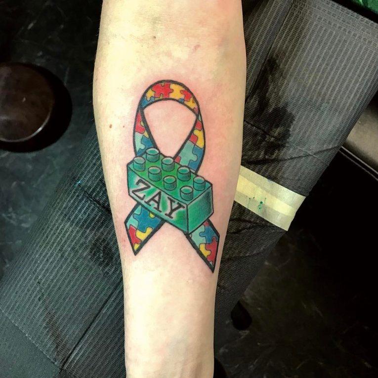 Autism Tattoo 59
