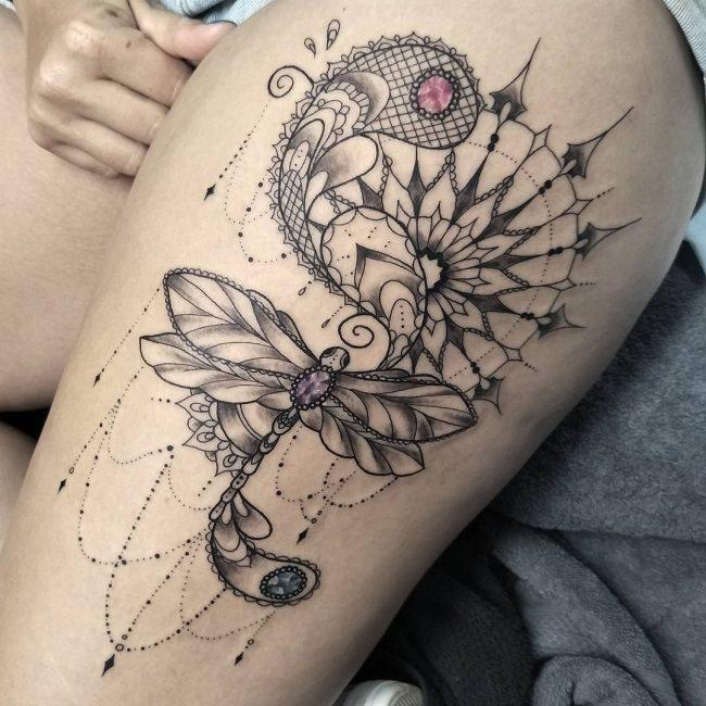 Awesome Tattoo 106