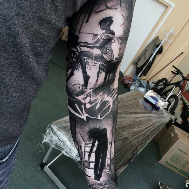 Awesome Tattoo 108