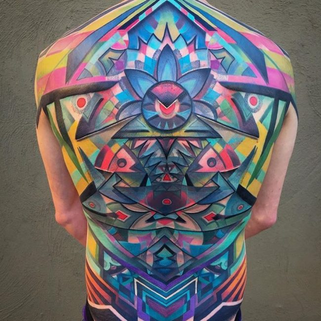 Awesome Tattoo 111