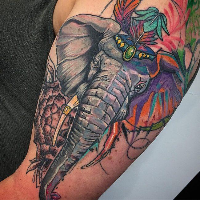 Awesome Tattoo 115