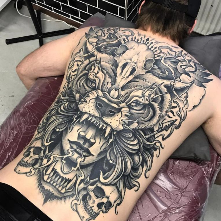 Awesome Tattoo 120