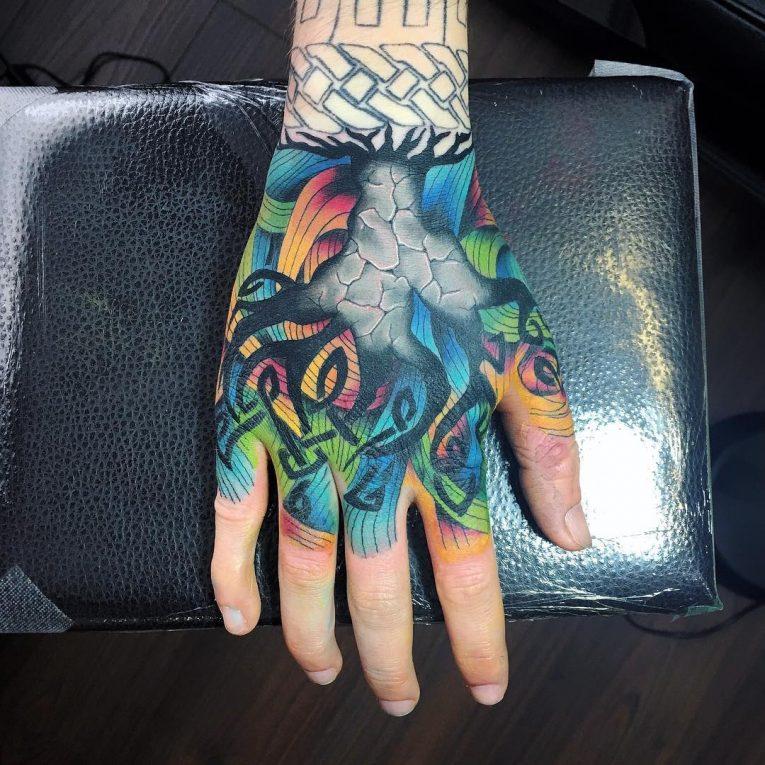Awesome Tattoo 124