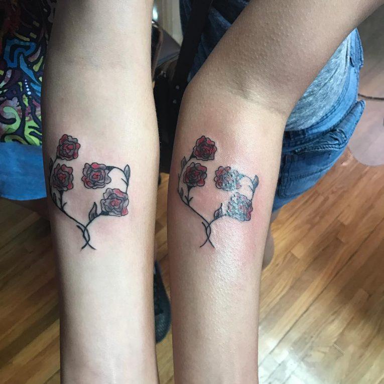 Best Friend Tattoo 127
