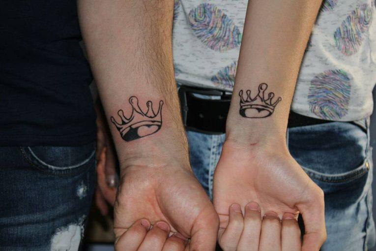 Best Friend Tattoo 128
