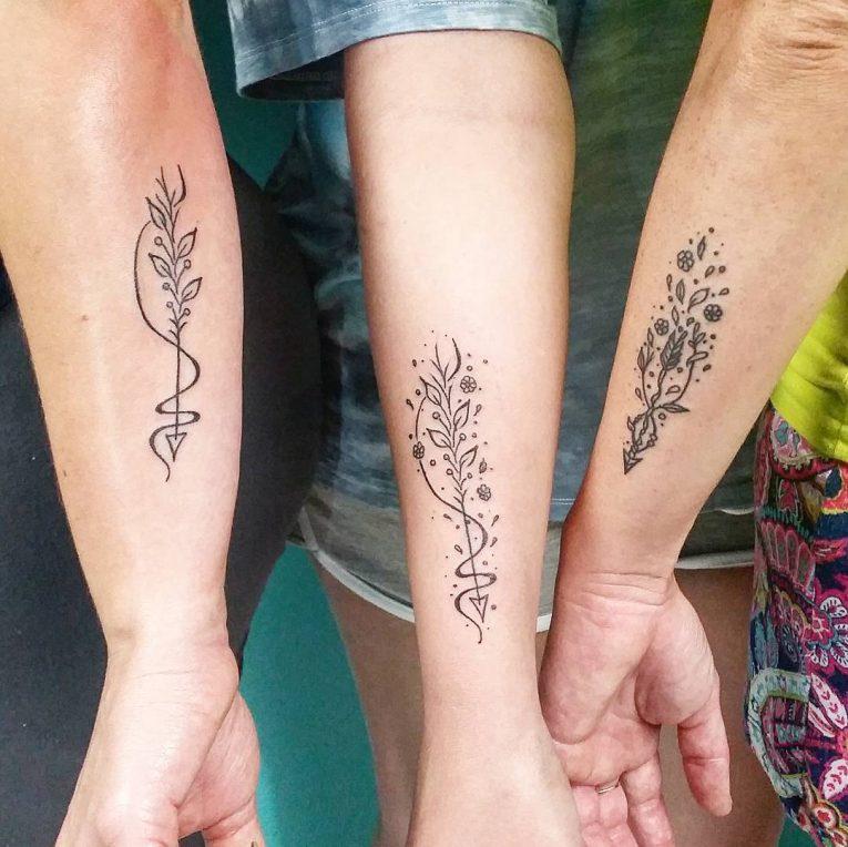 Best Friend Tattoo 129