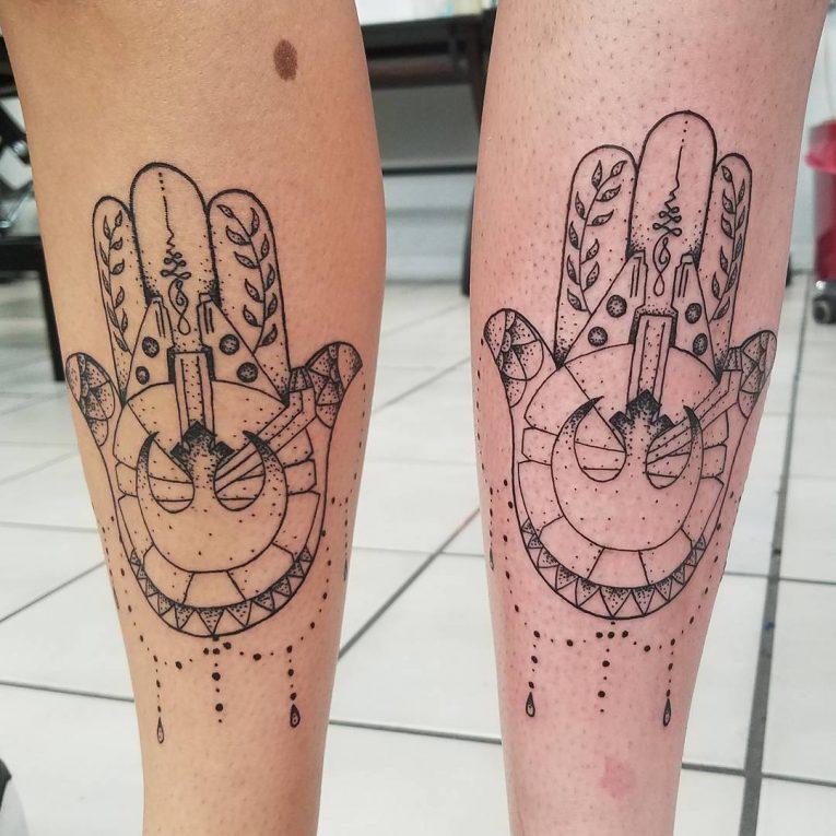 Best Friend Tattoo 136