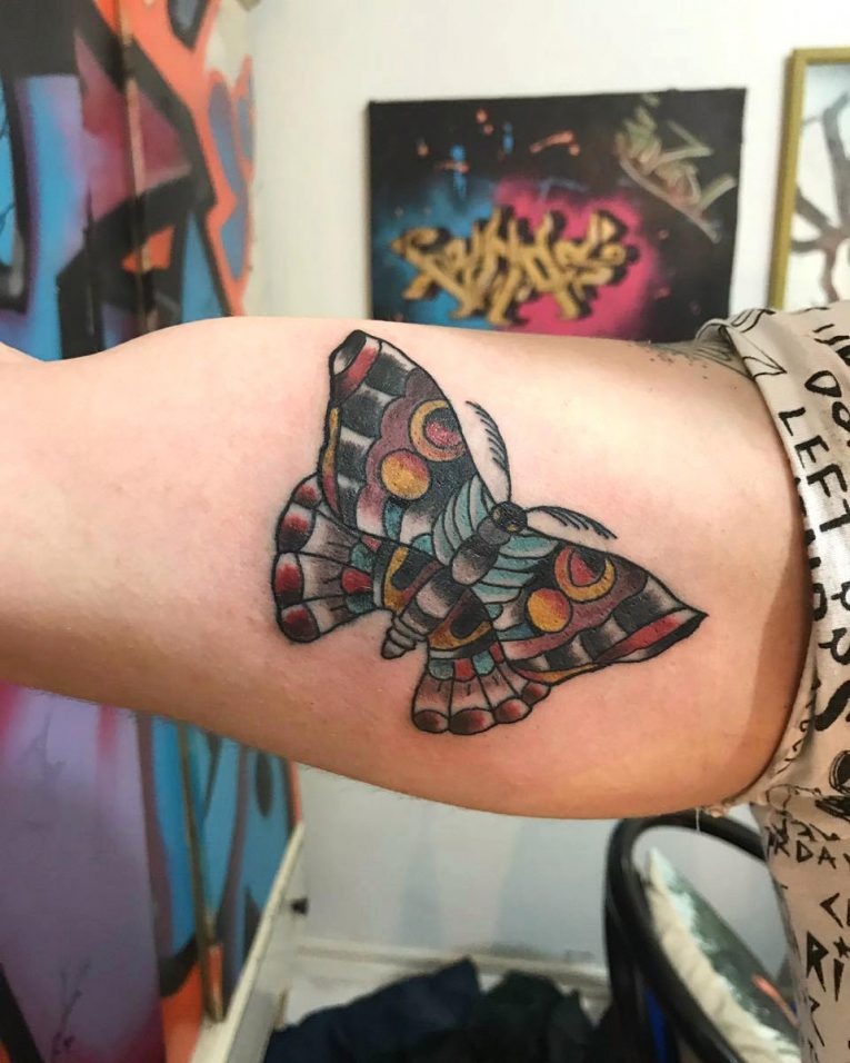 Butterfly Tattoo 101