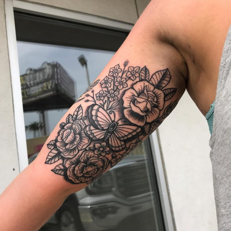 Butterfly Tattoo 102