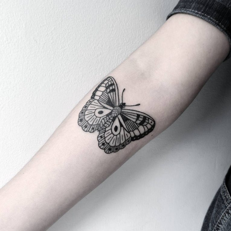 Butterfly Tattoo 105