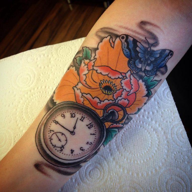 Butterfly Tattoo 109