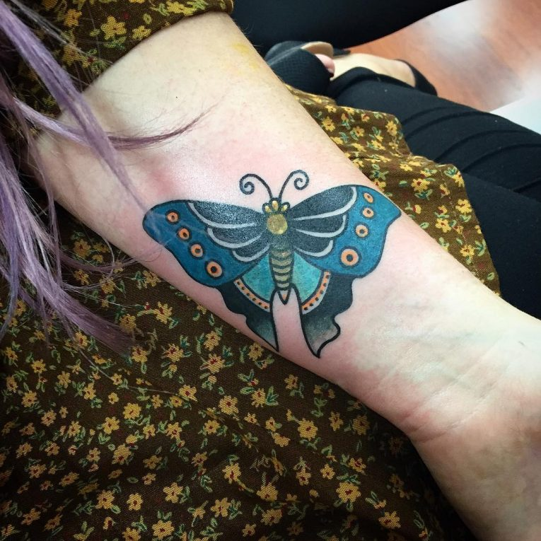 Butterfly Tattoo 110