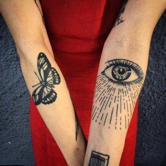 Butterfly Tattoo 91