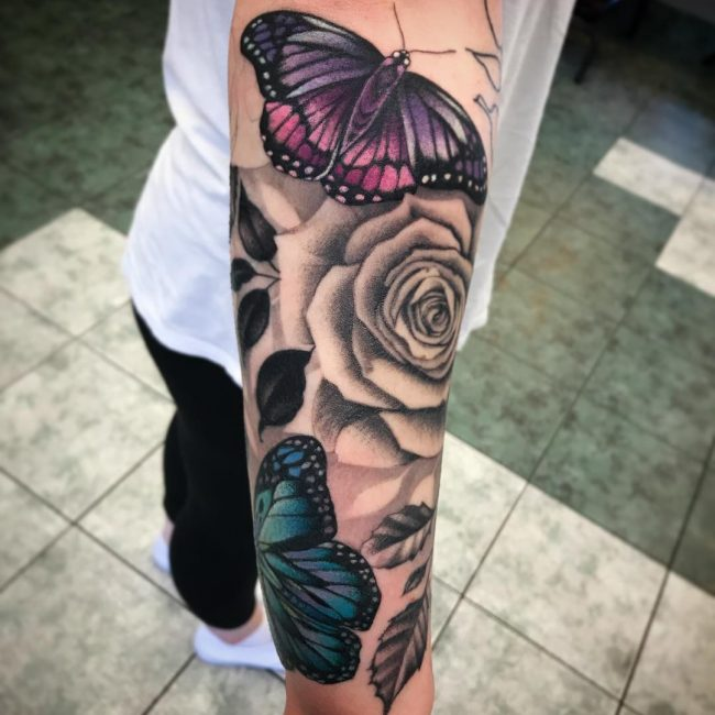 Butterfly Tattoo 92