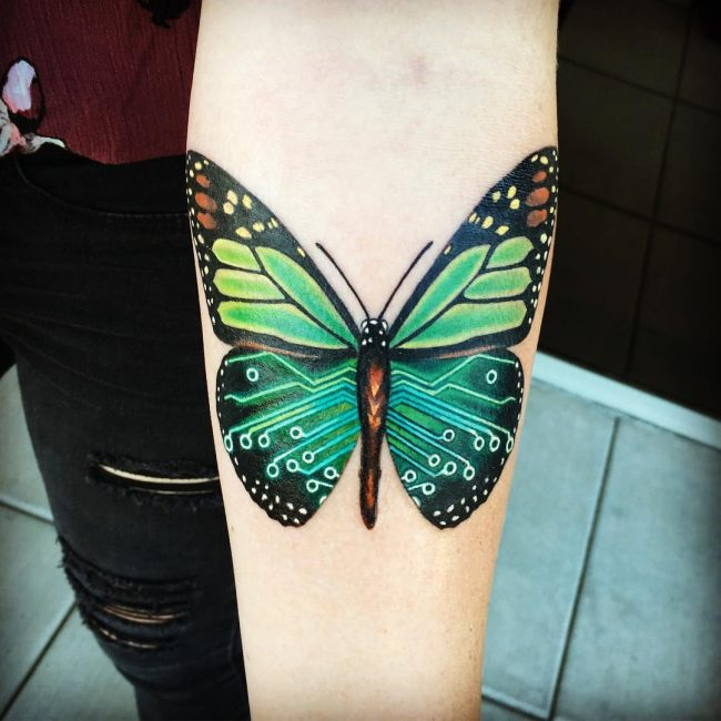 Butterfly Tattoo 93