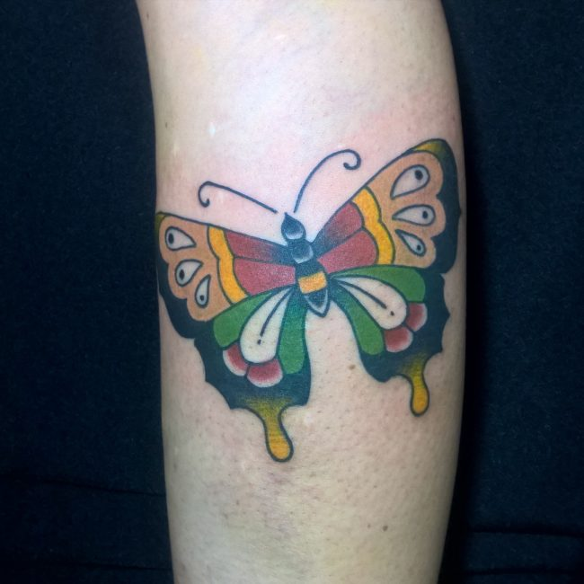 Butterfly Tattoo 94