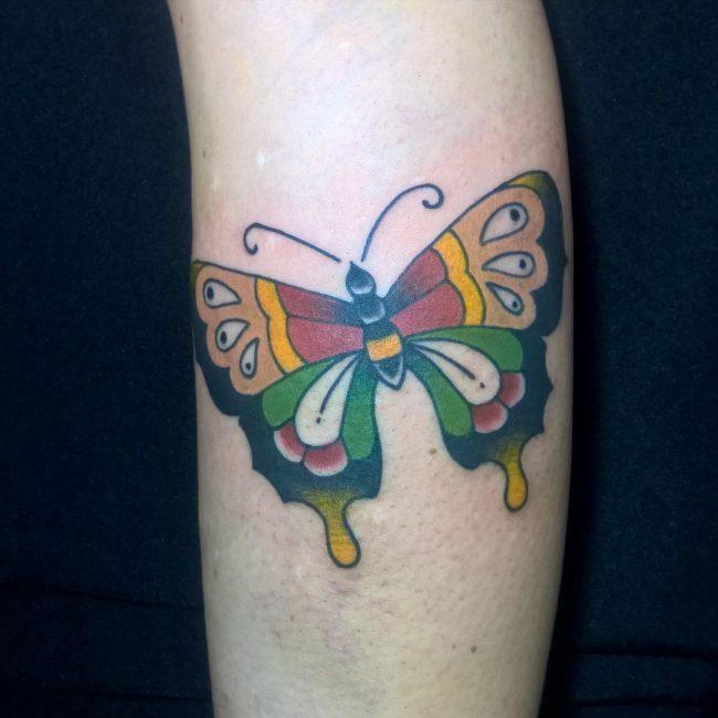 Butterfly Tattoo 94