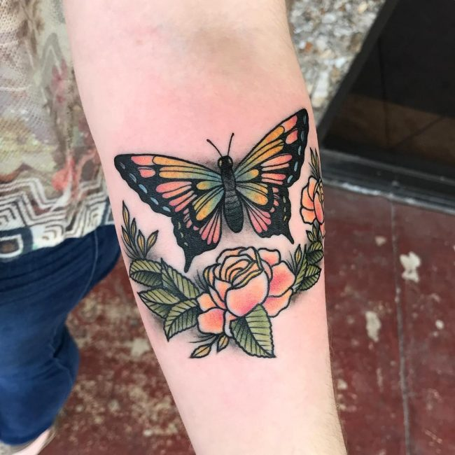 Butterfly Tattoo 96