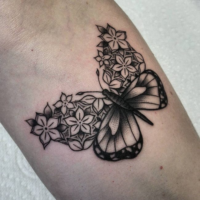 Butterfly Tattoo 98