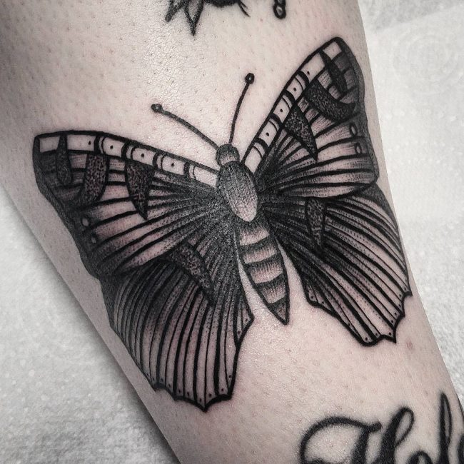 Butterfly Tattoo 99