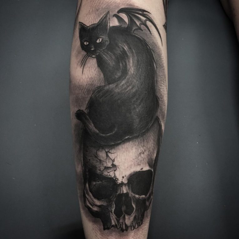 Cat Tattoo 73