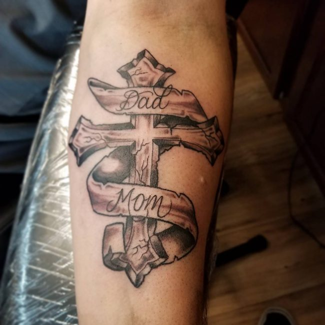 Christian Tattoo 106