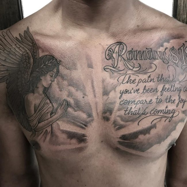 Christian Tattoo 107