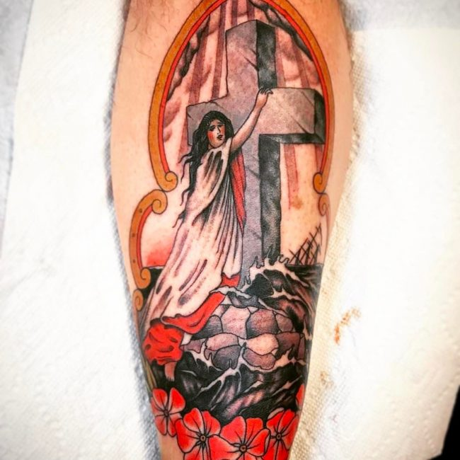 Christian Tattoo 109