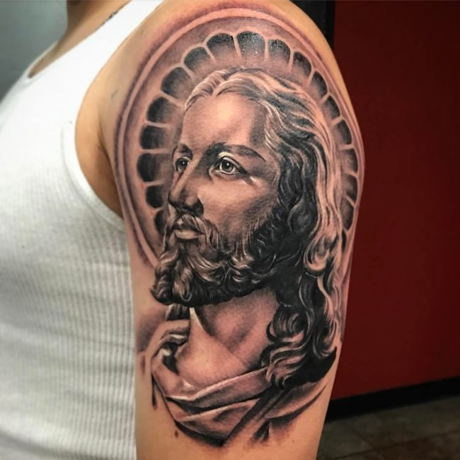 Christian Tattoo 111