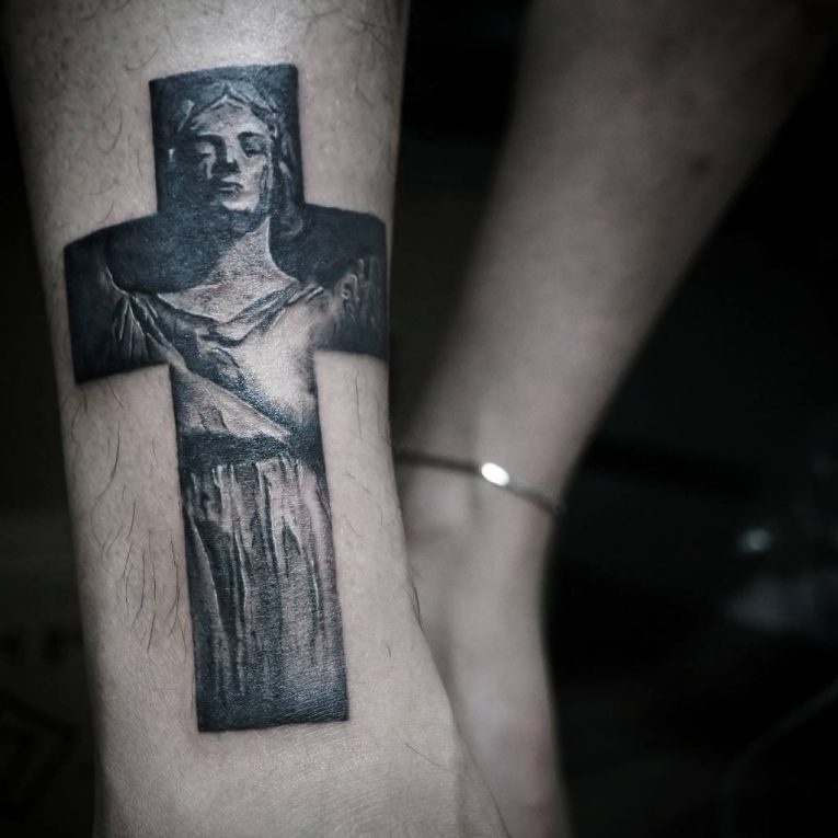 Christian Tattoo 118