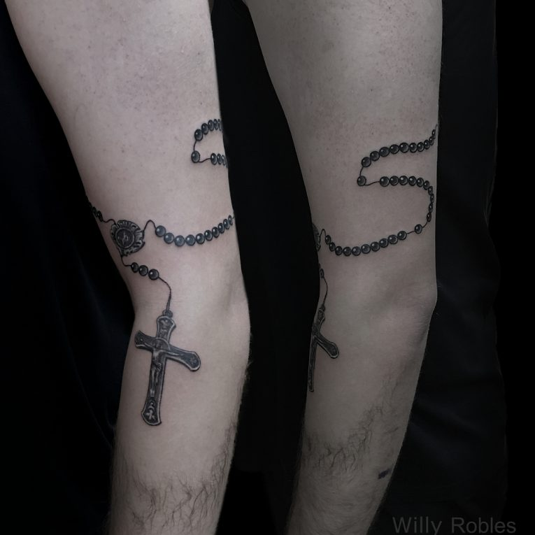 Christian Tattoo 120